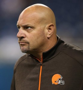 Mike Pettine Focusing