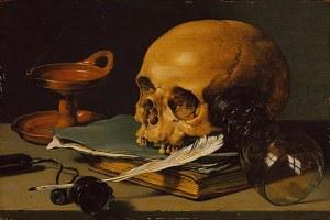 Renaissance Skull